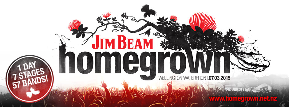 Jim Beam Homegrown Wellington 2015