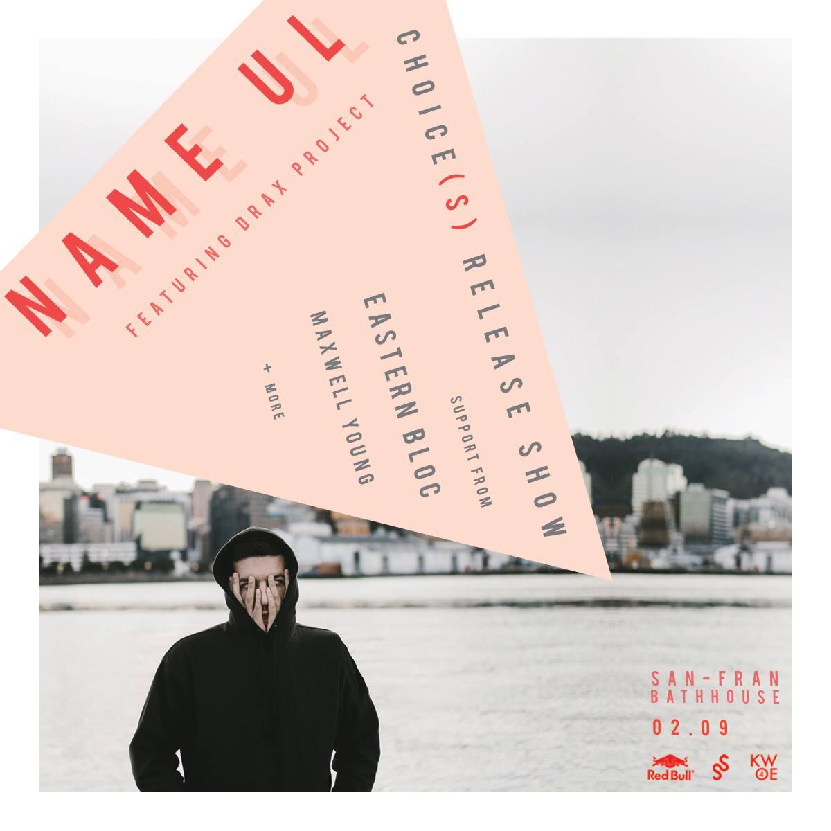 Name Ul Choices Album Launch San Fran Wellington