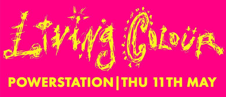 Living Colour Powerstation Auckland