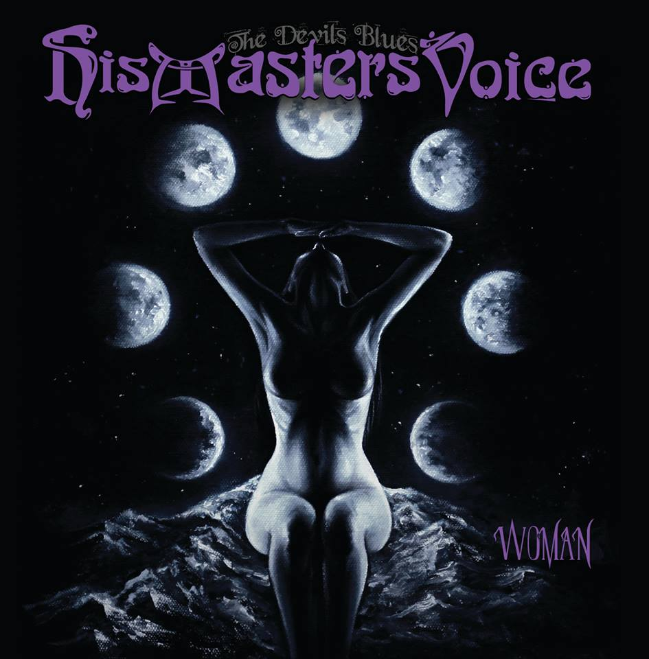 His Master's Voice The Devils Blues Woman EP Cover