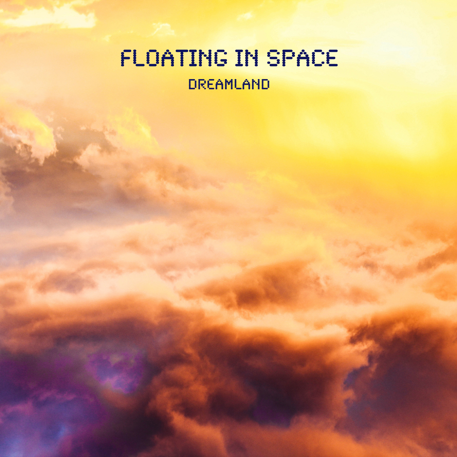 Floating In Space Dreamland cover